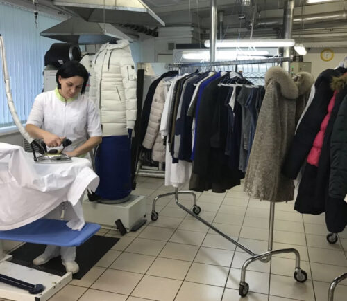 Как выбрать химчистку для одежды